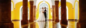 Hochzeit mit einer Leica