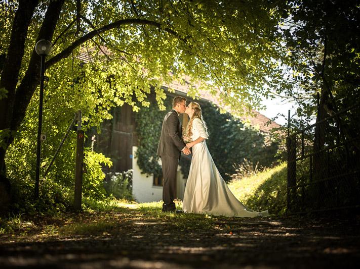 Hochzeitsfoto Dunja & Mathias